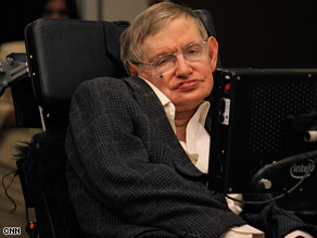 Stephen Hawking Keep Talking